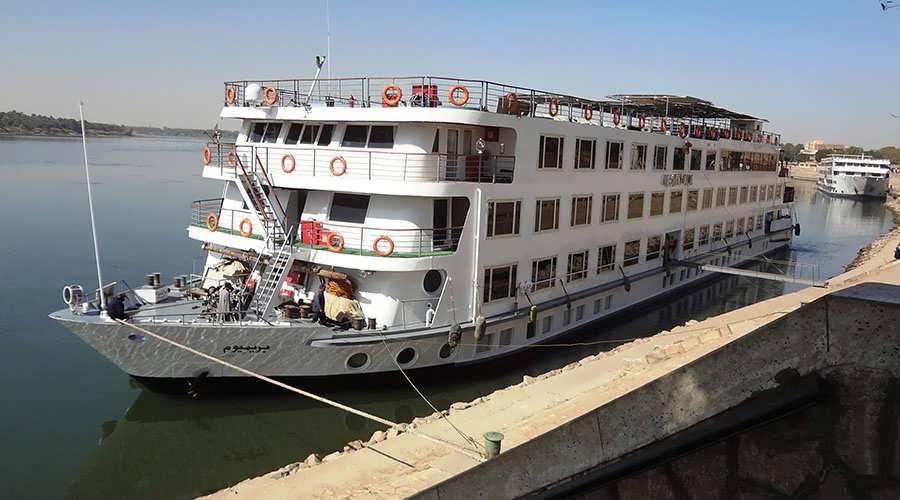 MS Nile Premium Nile Cruise 3 NIGHTS / 4 DAYS