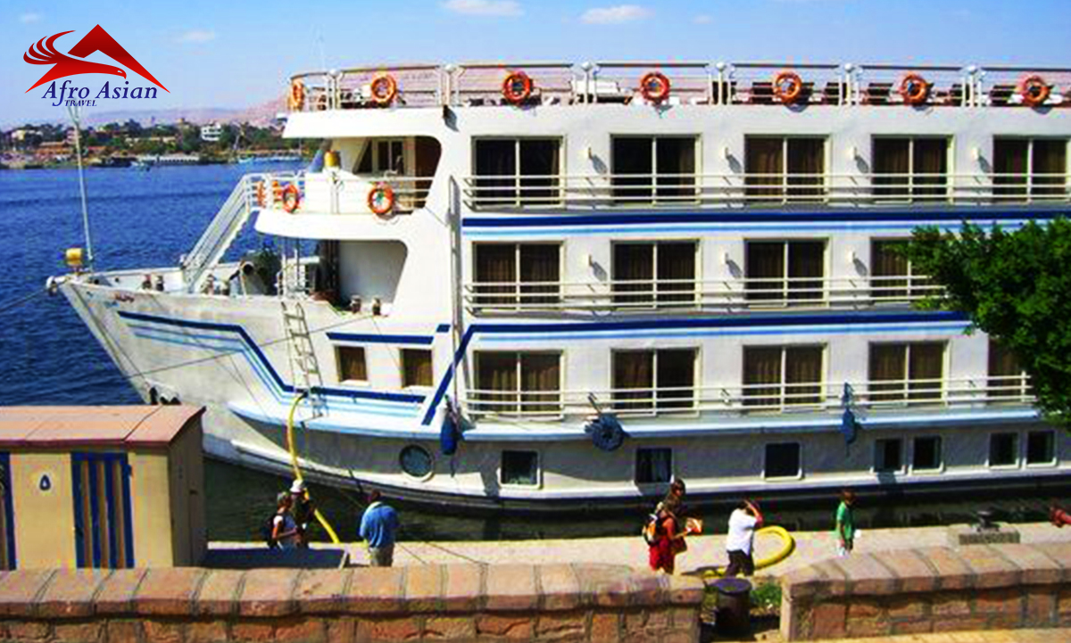 Movenpick M/S Prince Abbas Lake Nasser Cruise 4 NIGHTS/ 5 DAYS