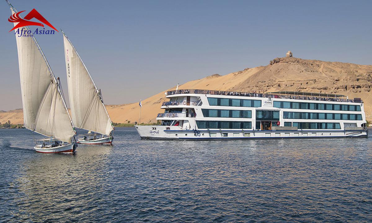 Amwaj Livingstone Cruise 3 NIGHTS/ 4 DAYS