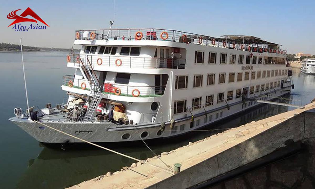 Steigenberger Minerva Nile Cruise 3 NIGHTS/ 4 DAYS