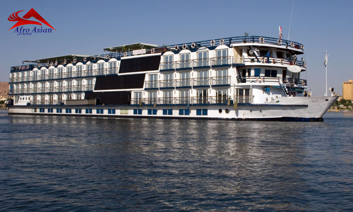 MS Concerto Nile Cruise 3 NIGHTS/ 4 DAYS