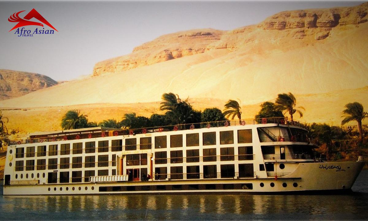 Tuya Nile cruise 4 NIGHTS/ 5 DAYS