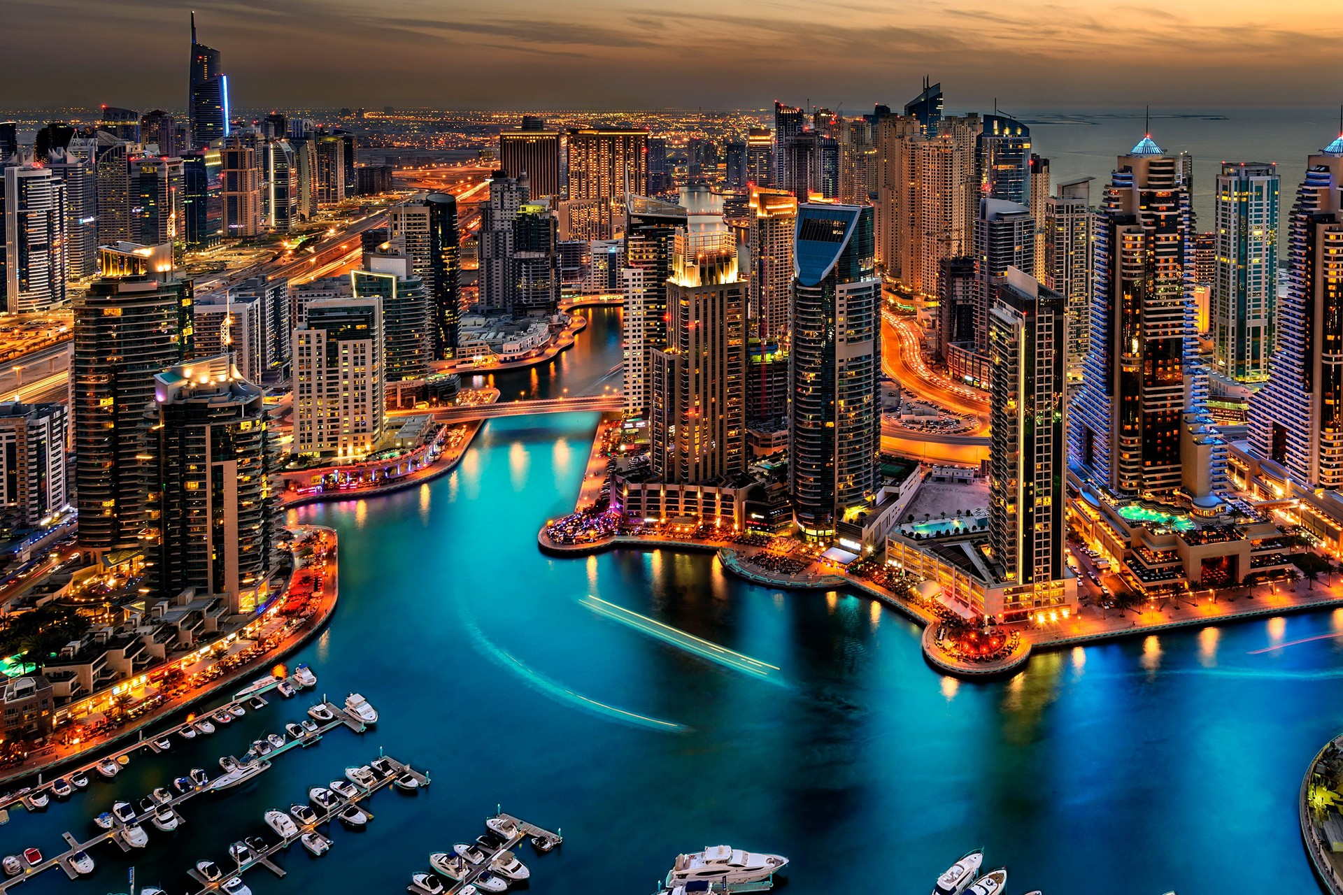 Dubai and Arab Emirates